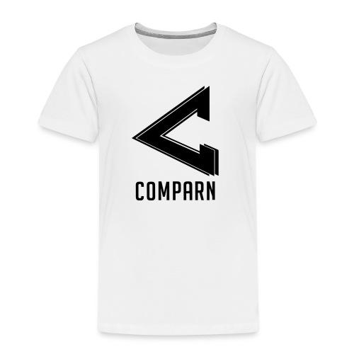 Youtube c0mparn's Logotype - Premium-T-shirt barn