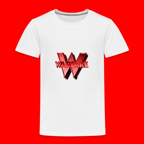 Warfare Logo Merch - Kids' Premium T-Shirt