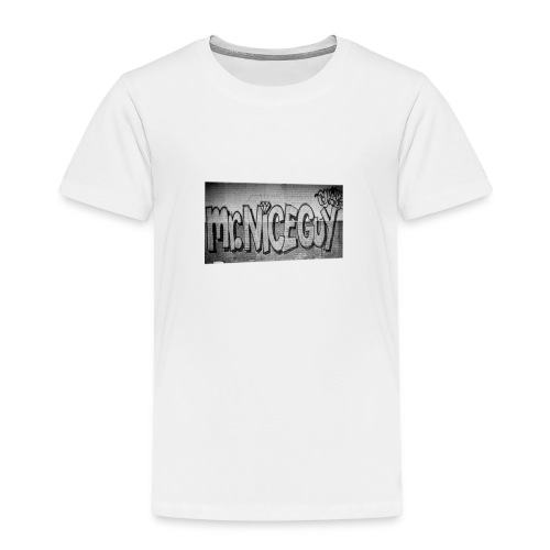 MrniceGuy - Kinder Premium T-Shirt