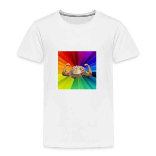 semoule dans cerveau - T-shirt Premium Enfant