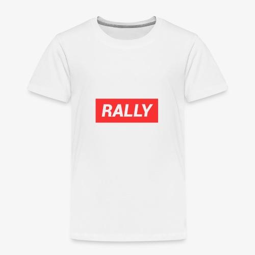 Rally classic red - Premium-T-shirt barn