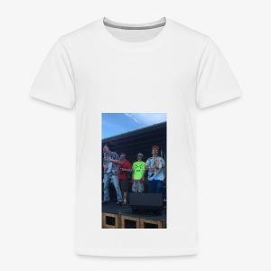 DON! UMUND x LiL BENTLi × Unge Gevinst - Børne premium T-shirt