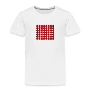 hearts-hearts - Koszulka dziecięca Premium