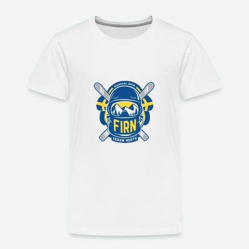 FIRN - Premium-T-shirt barn