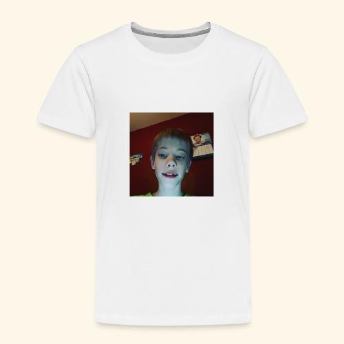 jag på t_shirth - Premium-T-shirt barn
