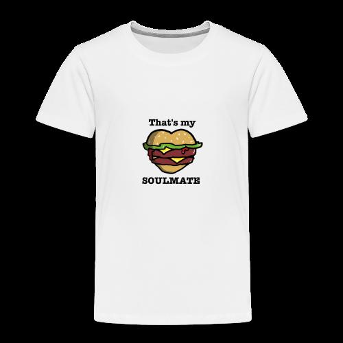 Love Food - T-shirt Premium Enfant