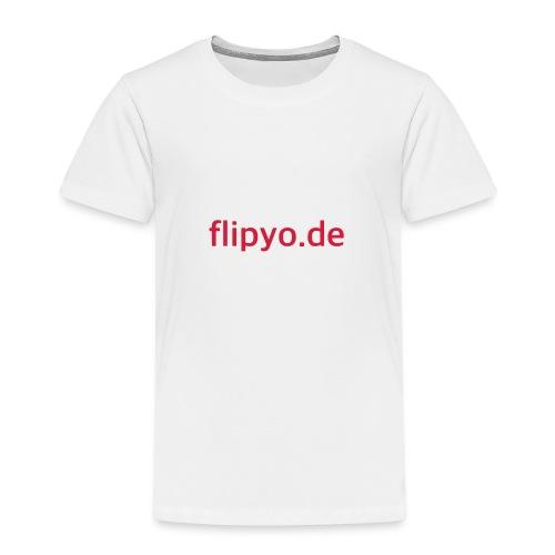 flipyo.de - Kinder Premium T-Shirt