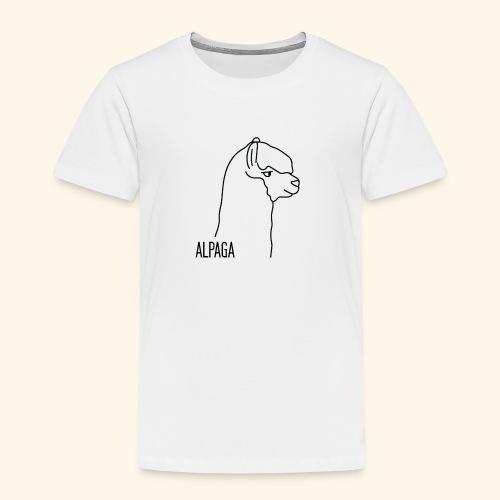 Alpaga - T-shirt Premium Enfant