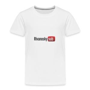 festisite youtube - Kinderen Premium T-shirt