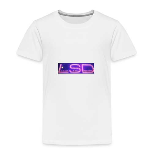 LSD Love Sex Dreams - Kinder Premium T-Shirt