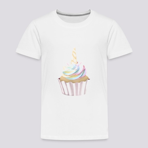 Unicorn Cupcake - Kids' Premium T-Shirt