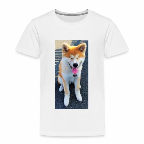 Akita Yuki - Kids' Premium T-Shirt