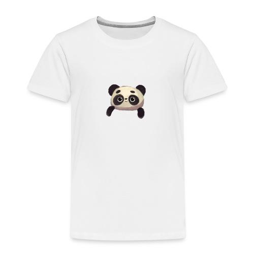 panda logo - Kids' Premium T-Shirt