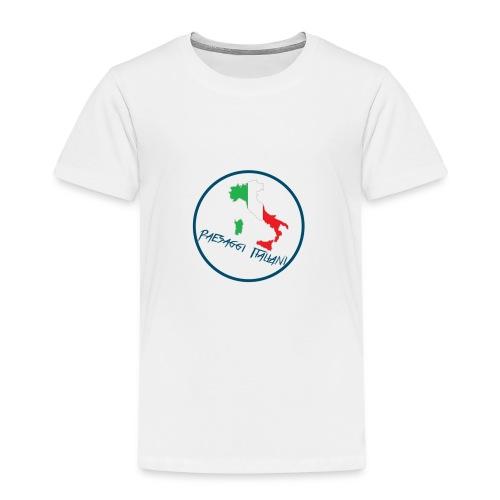 SC logo - Maglietta Premium per bambini