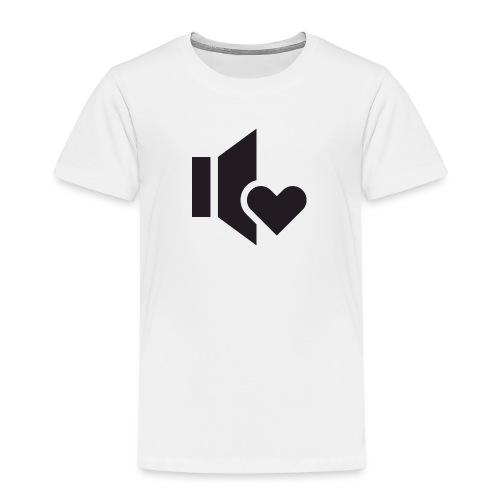 Love Sound - T-shirt Premium Enfant