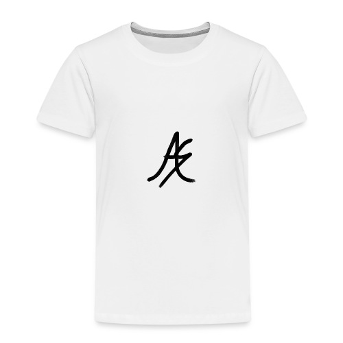 AS original black edition - Kids' Premium T-Shirt
