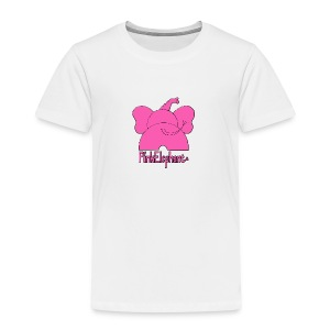 PinkElephant - Premium-T-shirt barn