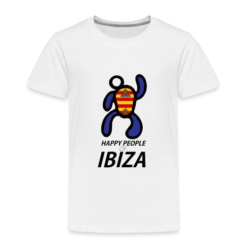 Happy People of Ibiza - Kinderen Premium T-shirt