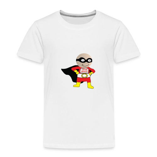 Captain Obvious - Kids' Premium T-Shirt