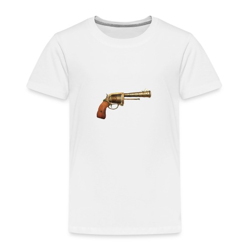 7A91D3DC 2BB5 40E2 B589 B393DFB01337 - Kinder Premium T-Shirt