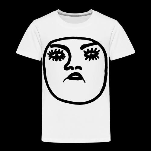 Uglyface - Kinder Premium T-Shirt