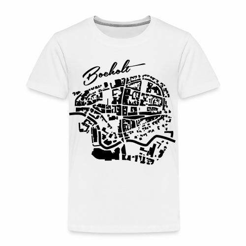 Bocholt - Die Innenstadt - Kinder Premium T-Shirt
