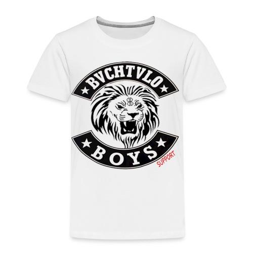 BVCHTVLO BOYS SUPPORT - Kinder Premium T-Shirt
