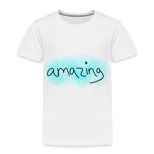 amazing - Kinder Premium T-Shirt