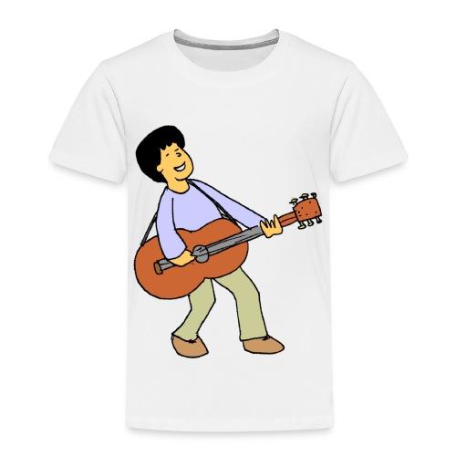 play music - Kids' Premium T-Shirt