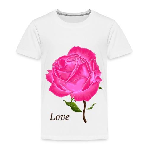 rosedigitallovewide - T-shirt Premium Enfant