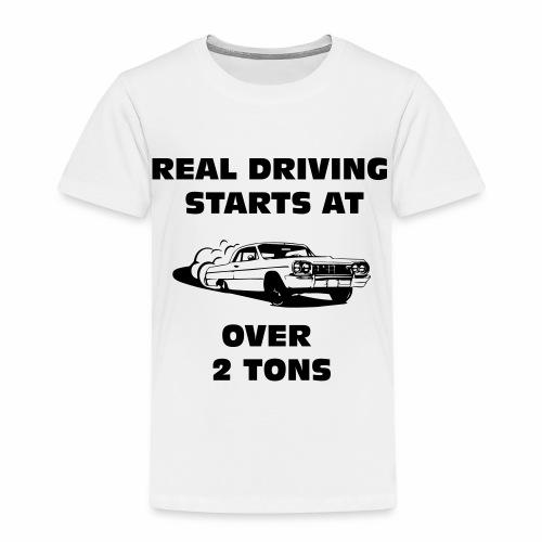 Impala Drifting 2 tons - Premium T-skjorte for barn