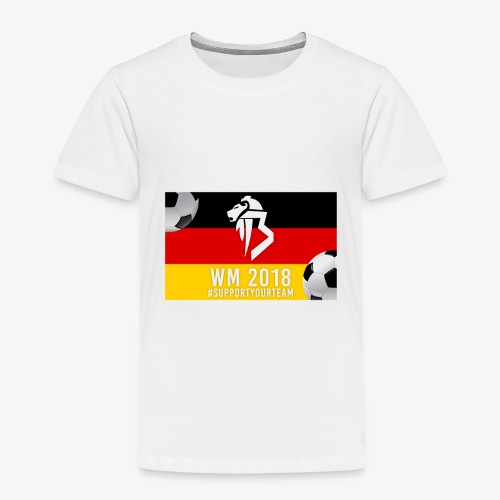BaNg Logo + Bälle - Kinder Premium T-Shirt