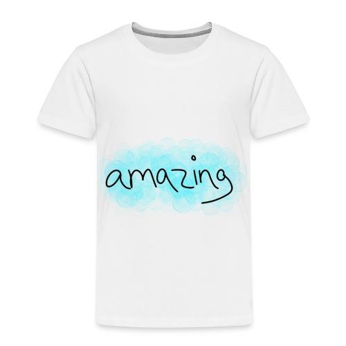 amazing - Kinder Premium T-Shirt