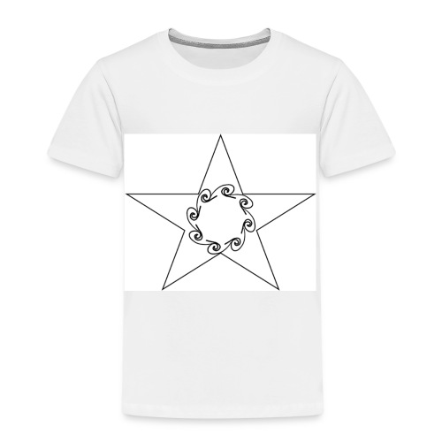 Star - T-shirt Premium Enfant