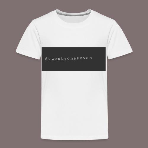 Hashtek Original TOS - Kinder Premium T-Shirt
