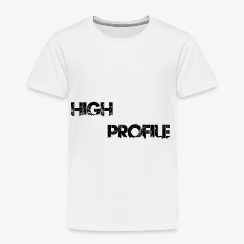 HIGH PROFILE SIMPLE - Kids' Premium T-Shirt