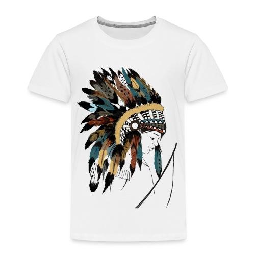 indian boy - T-shirt Premium Enfant