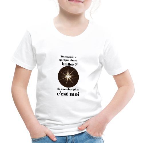 Lorgnette brillant ...amoureux ou inspiré FC - T-shirt Premium Enfant