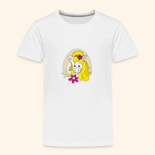 Eseldame Elsa_No.1 - Kinder Premium T-Shirt