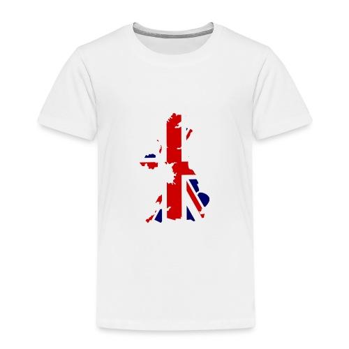 England Love - T-shirt Premium Enfant