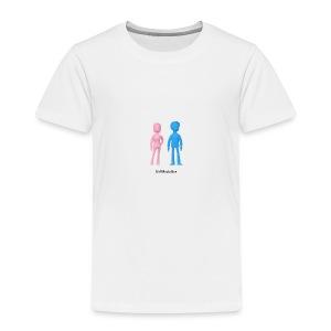 Girl Meets Boy - Kids' Premium T-Shirt