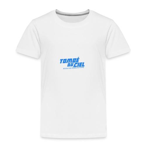 Logo TDC BLEU 2018 - T-shirt Premium Enfant