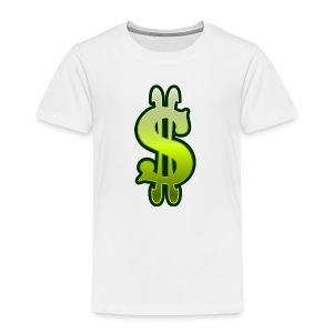 Cool DOLLER SIGN - Kids' Premium T-Shirt