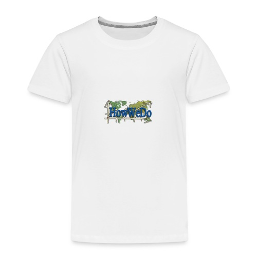 HowWeDo - Kinder Premium T-Shirt