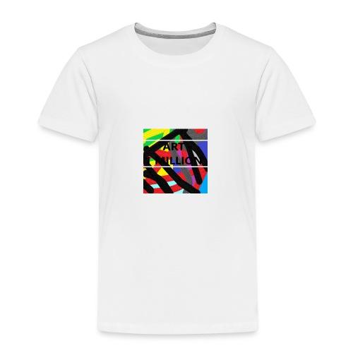 ART 1 MILLION - Kinder Premium T-Shirt