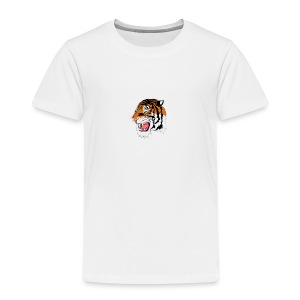 tiger for mearch png - Kids' Premium T-Shirt