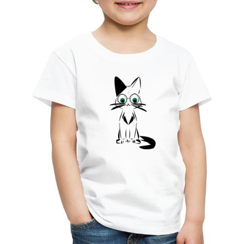 harry meowtter - T-shirt Premium Enfant