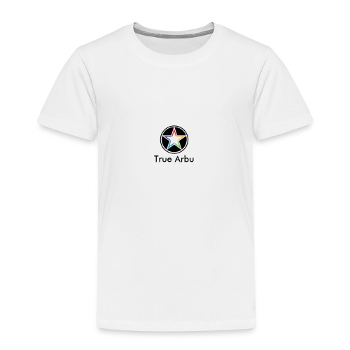 True Arbu Logo - Kids' Premium T-Shirt