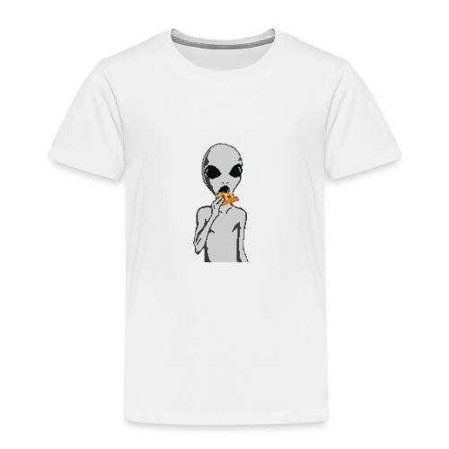 PIZZA ALLIEN HARVZ - Kids' Premium T-Shirt