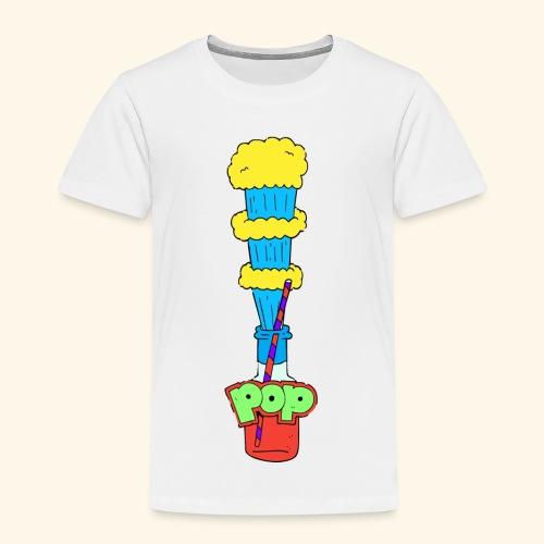Flaschen Pop - Kinder Premium T-Shirt